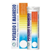 POTASSIO E MAGNESIO 12 CPR