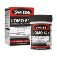 SWISSE MULTIVIT UOMO 50+ 30 CPR