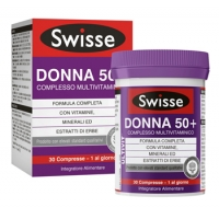 SWISSE MULTIVIT DONNA 50+ 30 CPR