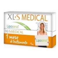 XLS MEDICAL LIPOSINOL 1 M TRATTAMENTO