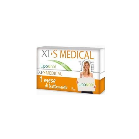 XLS MEDICAL LIPOSINOL 1 M TRATTAMENTO