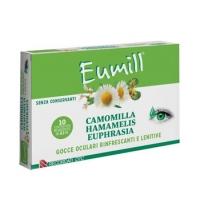 EUMILL GTT OCULARI 10 FL